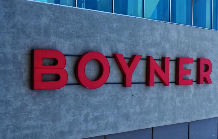 Boyner'den kapıya teslimat!
