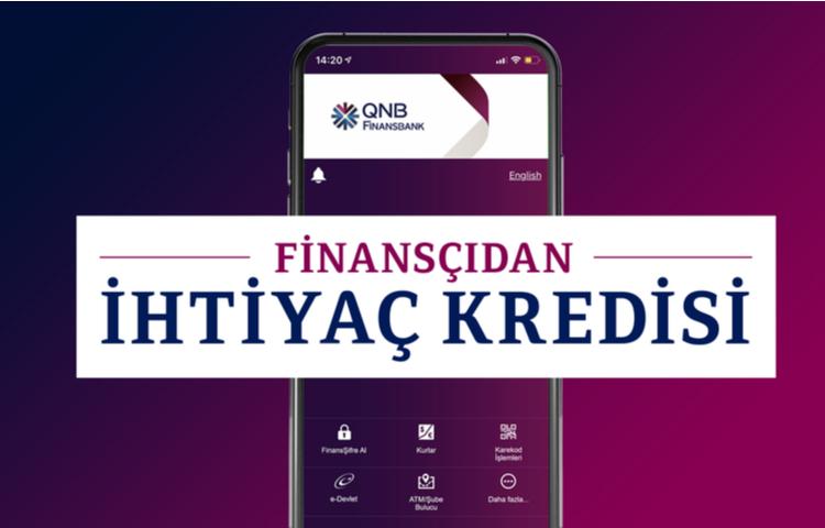 QNBFinansbank'ın yenireklamfilmi yayında