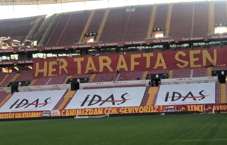İDAŞ'tan Türk sporuna destek: #ayrıdeğiliz