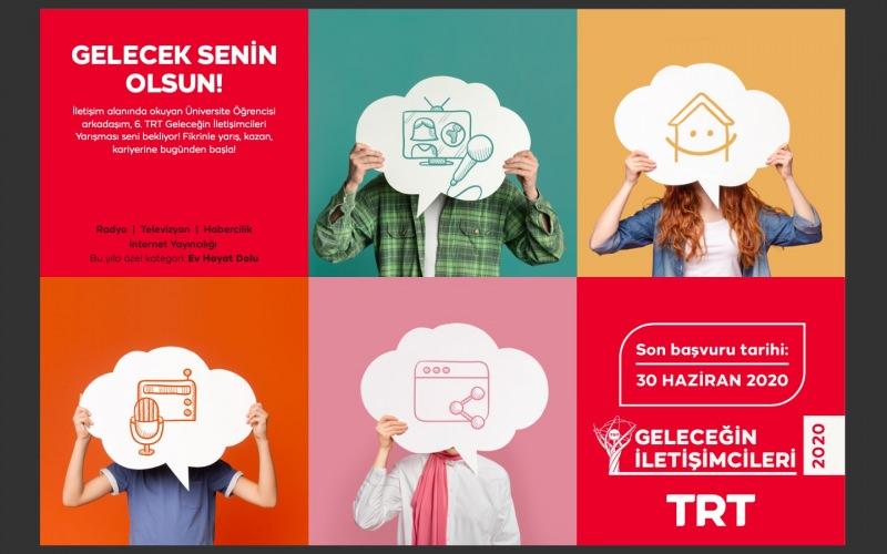 """""""TRT Geleceğin İletişimcileri Yarışması 2020""""nin jüri üyeleri açıklandı"""