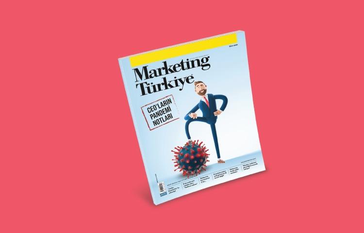 Marketing Türkiye Ekim sayısı okurlarıyla buluştu!