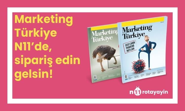 Marketing Türkiye artık n11'de!
