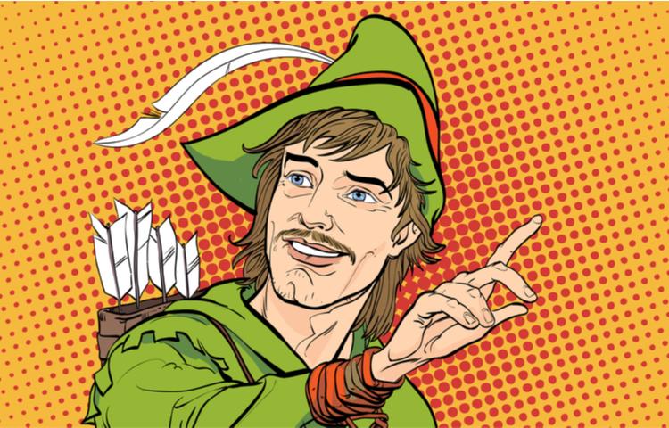 Lüks ürünler Robin Hood gibi olmalı!