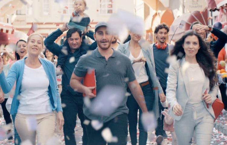 Sompo'dan Türkiye'yi neşelendirecek kampanya