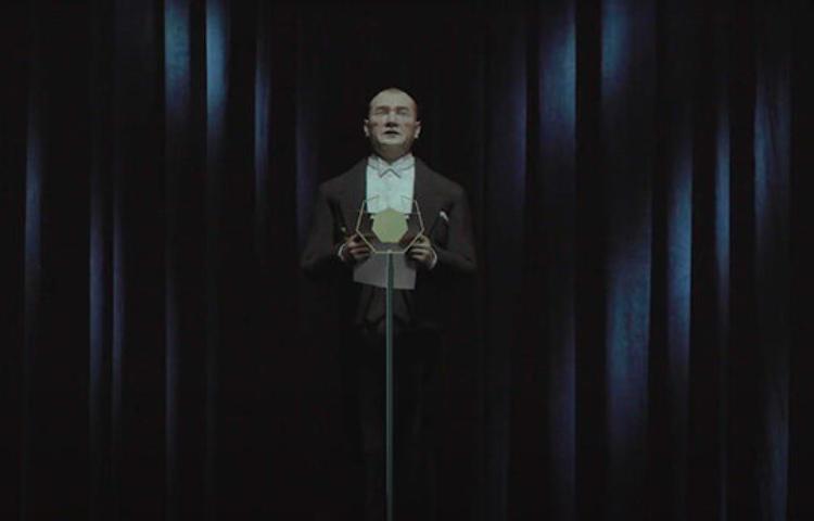 Cumhuriyet Bayramı'nda sahnede Atatürk hologramı