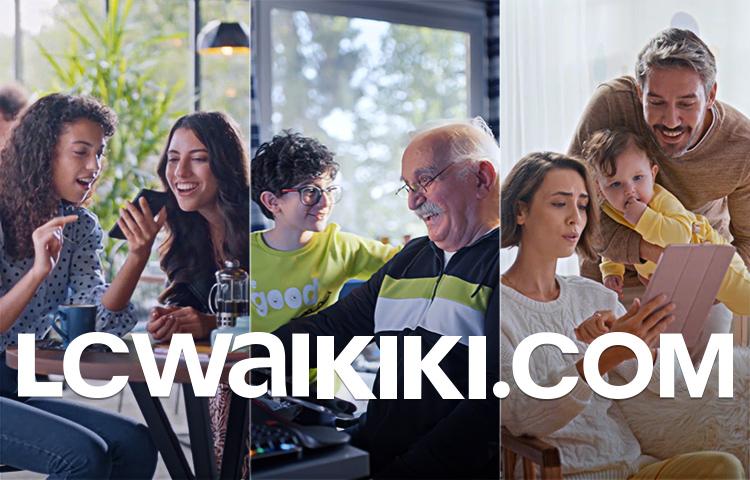 Lc Waikiki yeni reklam filminde tüketicinin sesiyle konuşuyor