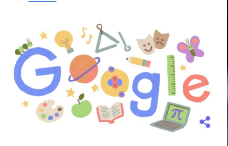 Google'dan Öğretmenler Günü'ne doodle jesti