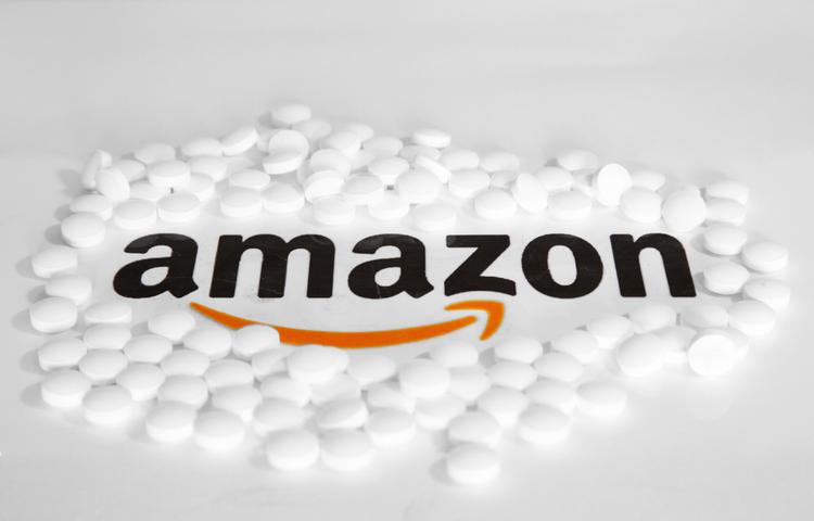 Amazon çevrim içi eczane yatırımıyla borsayı hareketlendirdi