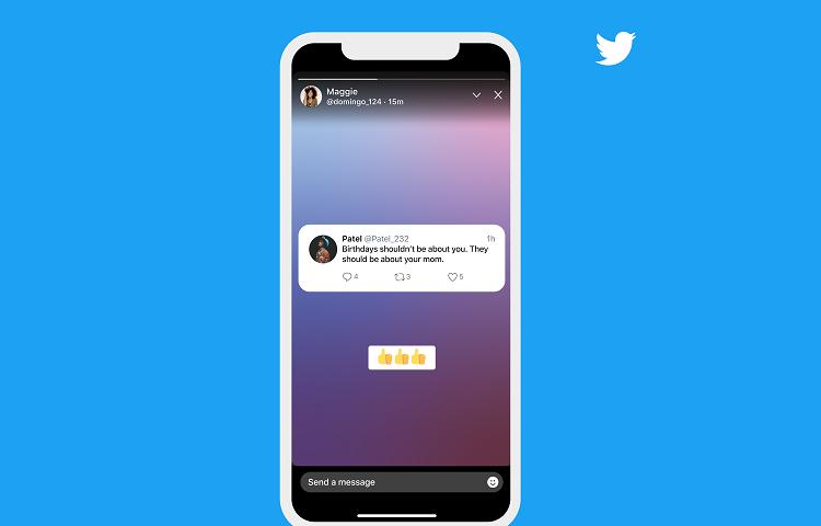 Twitter'a hikaye özelliği geliyor!
