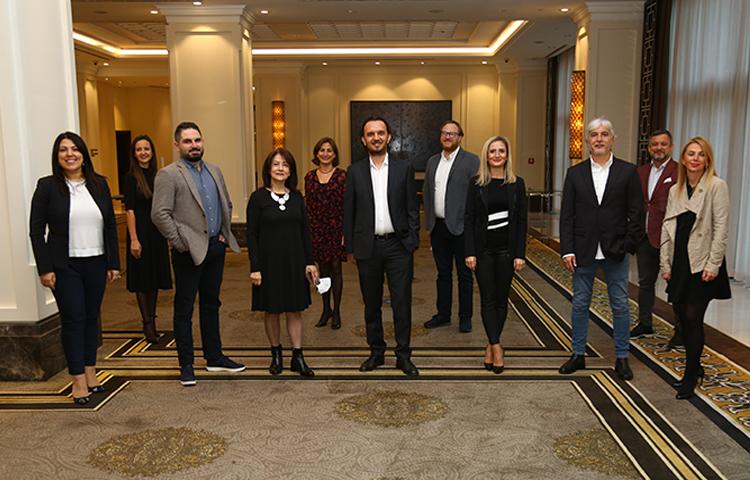 Pazarlamanın liderleri 2021'in global pazarlama trendleri için buluştu...