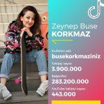 Türkiye'nin en etkili TikToker'ları