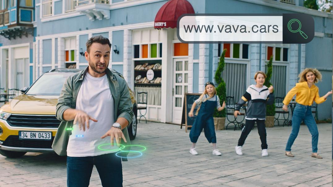 VavaCars yeni reklam filmini yayınladı