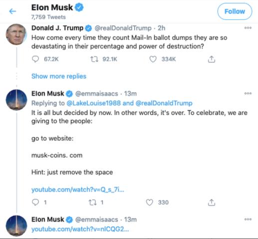 Sahte Elon Musk hesabıyla yüzlerce kişiyi dolandırdılar