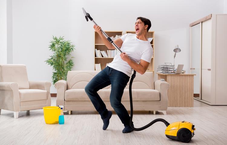 Bekarların evi neden daha temiz?