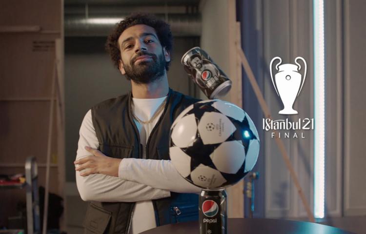 UEFA Şampiyonlar Ligi Final heyecanı Pepsi ile İstanbul'da