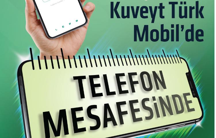 Kuveyt Türk müşterilerini mobil bankacılık kullanmaya çağırıyor