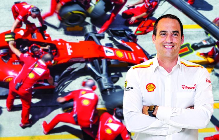 """Shell & Turcas CEO'su Emre Turanlı: """"Liderlik önemli ama şefkatli lider olmak günümüzde daha da önemli"""""""