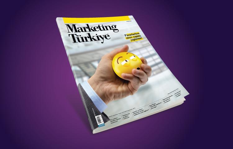 """Marketing Türkiye Aralık sayısı """"açık kaynak..."""""""
