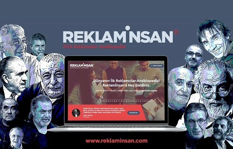 "Reklamcılar Ansiklopedisi ""Reklamİnsan.com"" yayında!"