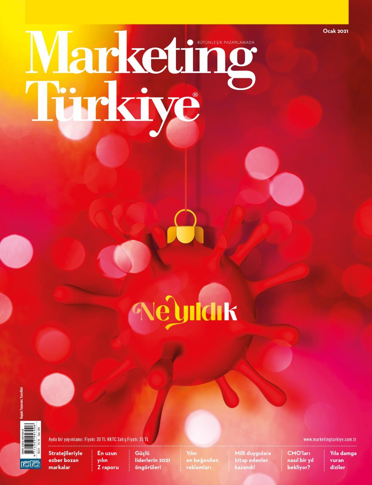 Marketing Türkiye 2020 Almanak özel sayısı