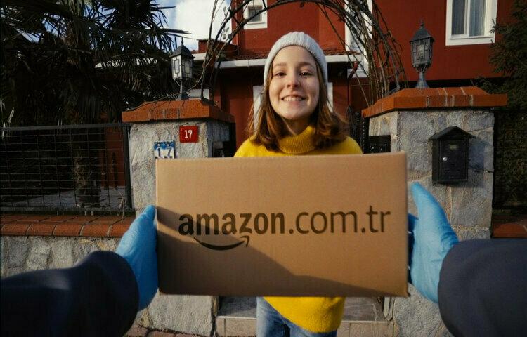 Amazon Türkiye'nin ilk reklam kampanyası yayına giriyor!