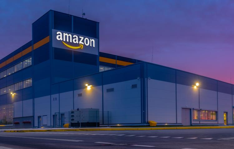 Yılın reklamvereni Amazon!