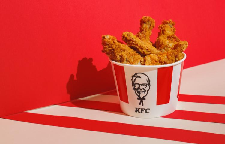 KFC'den yemeği sıcak tutan oyun konsolu!