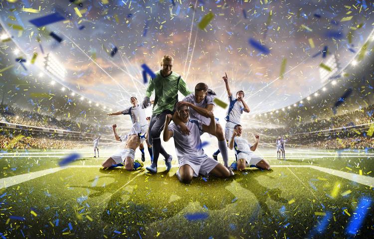 futbol soccer spor kutlama