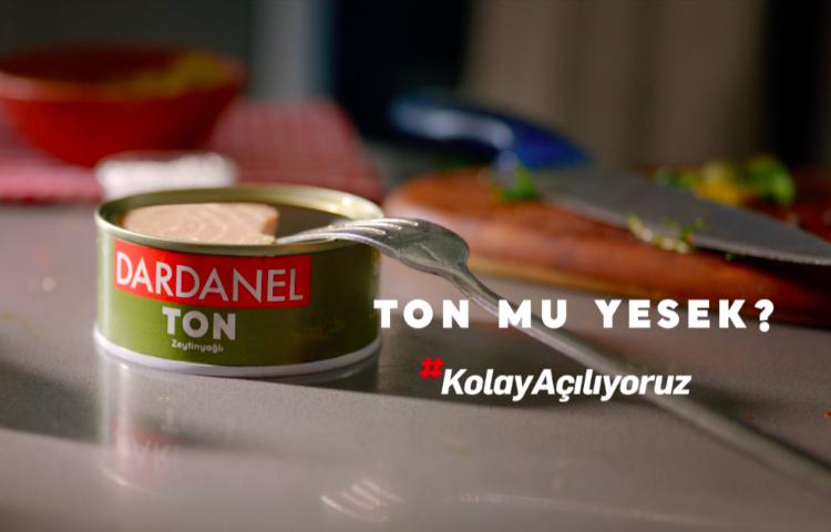 """Dardanel'den """"Ton mu yesek"""" tepkilerine açıklama!"""
