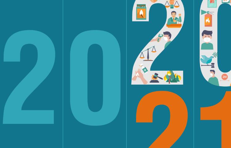 2020'de dijital basında tarihi rekor kırıldı!