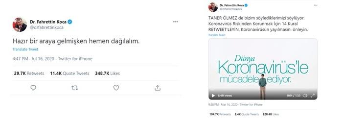 2020'de Türkiye, Twitter'da neler konuştu?