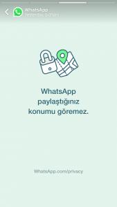 WhatsApp'tan bir yeni açıklama daha!