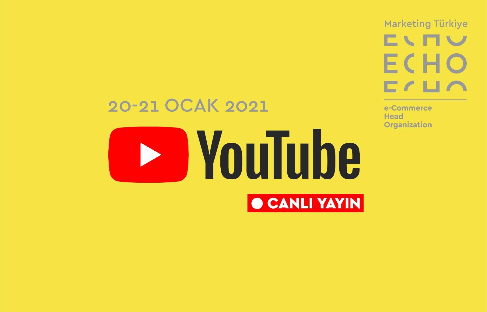 Türkiye'nin en kapsamlı e-ticaret zirvesi ECHO Summit...