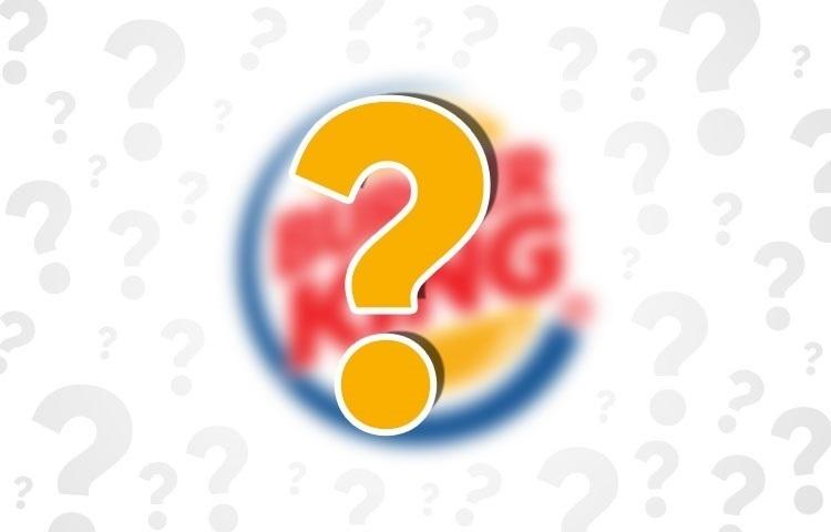 Burger King logosunu değiştirdi!