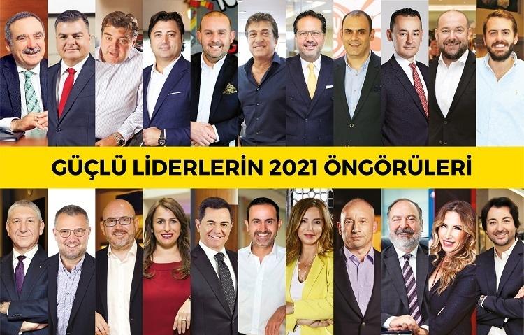 Güçlü liderlerin 2021 öngörüleri