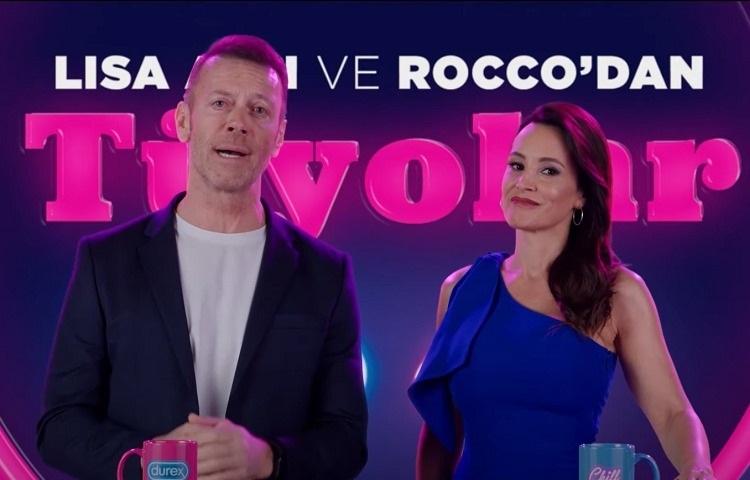 Ünlü porno yıldızları Lisa Ann ve Rocco Türk gençlerine tüyolar vermeye geldi!