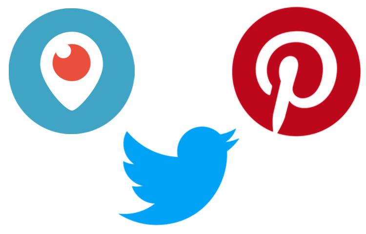 Twitter, Periscope ve Pinterest'e reklam yasağı geldi