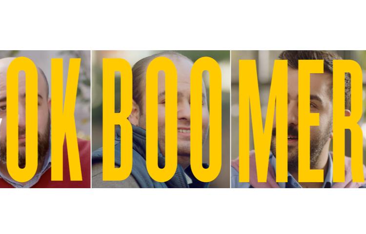 Boomer olma, Moover ol!