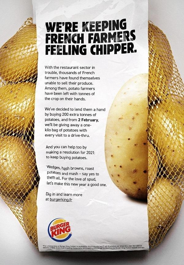 Burger King bu yılı iyileştirmek istiyor