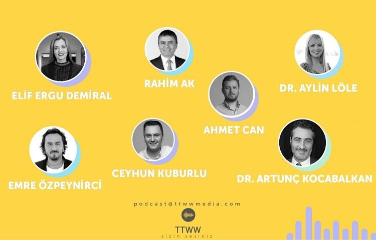 Türkiye'nin ilk podcast ajansı: TTWW Media