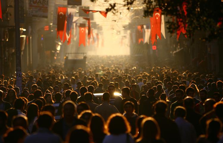 Türk toplumunun tansiyon noktaları!