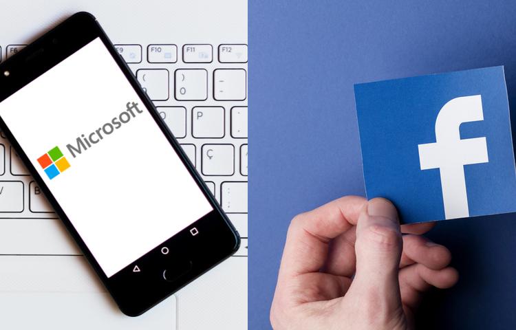 Microsoft, Facebook'a karşı yayıncıların yanında yer aldı!
