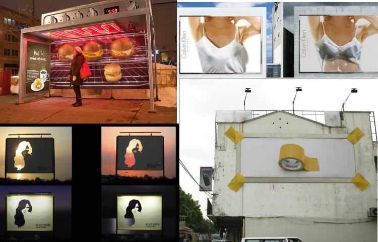 Hafızalarda yer eden açıkhava kampanyaları!