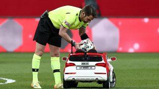 Türkiye Kupası final toplarını Aras Kargo sahaya taşıyor