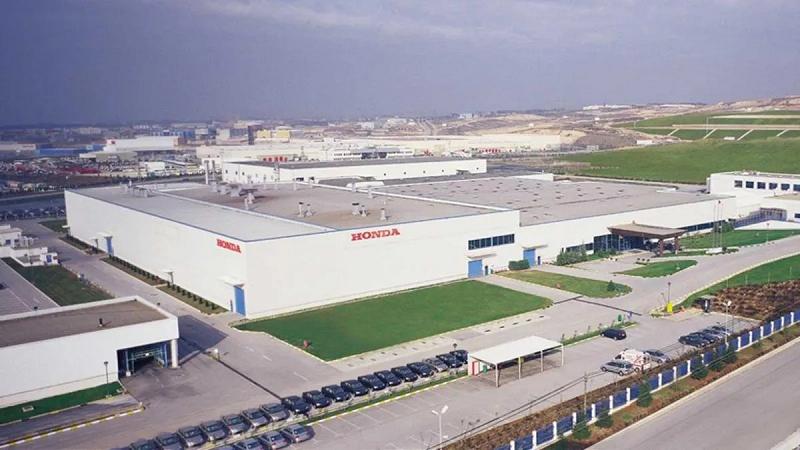 Honda Gebze'deki tesislerini devrediyor