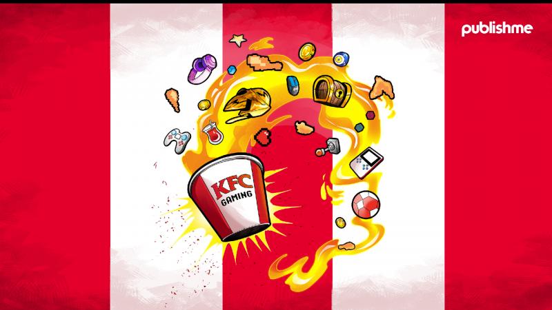 """KFC Türkiye, """"Oyunda ben de varım"""" dedi"""
