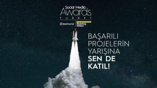 Social Media Awards Turkey'de son başvuru tarihi: 12 Nisan