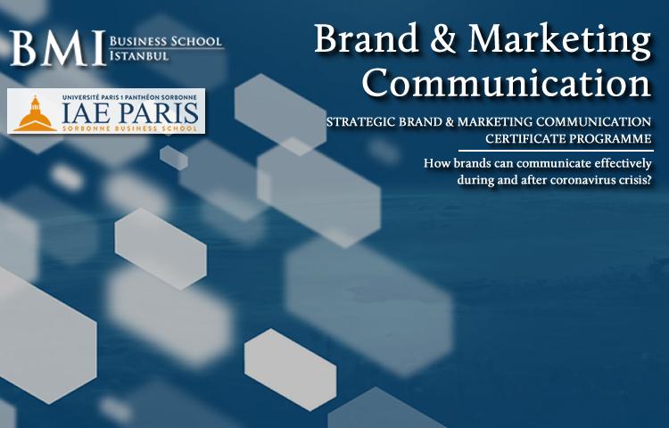 Paris Sorbonne Üniversitesi'nden Stratejik Marka &...