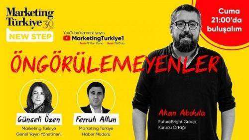 Marketing Türkiye ile 1 dakikada gündeme bakış