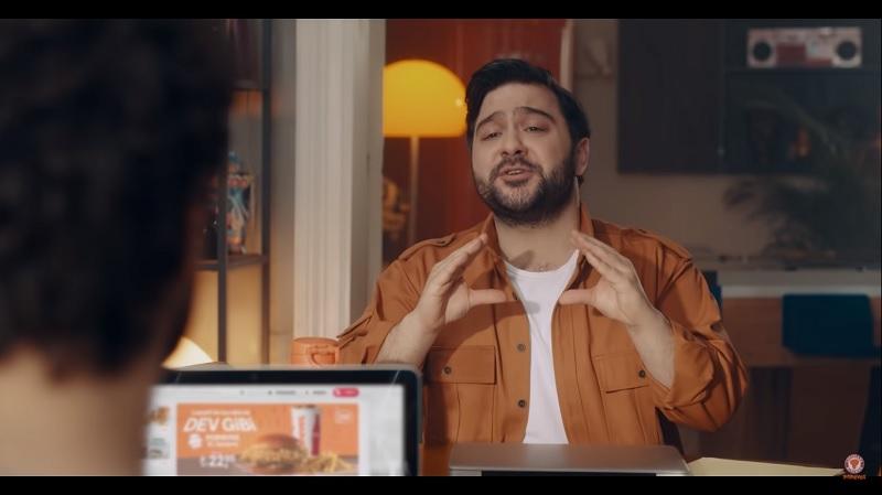Popeyes'tan XL reklam filmi!